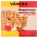 Váncza Nagymama gyorsfagyasztott almatortája 700 g