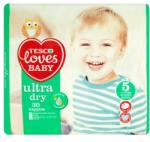 Tesco Loves Baby Ultra Dry 5 Junior nadrágpelenka 11-25 kg 30 db