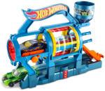 Mattel Hot Wheels - Turbo Jet autómosó szétnyitható pálya