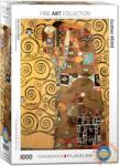 EUROGRAPHICS Fine Art Collection - Klimt - The Fulfillment 1000 db-os (6000-9961)