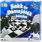 Just Toys Room Set şah şi dame (MH-GM27011) Joc de societate