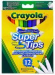Crayola Crayola: Markere lavabile cu vârf gros (MH-7509)