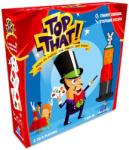 Gémklub Top That! - joc de societate cu instrucţiuni în lb. maghiară (GEM-BLU34727) Joc de societate