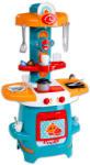 Simba Smoby: bucătărie de jucărie cu model brioşă - albastru-portocaliu (ST7600310705) Bucatarie copii
