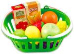 Playgo Set fructe în coş - 13 piese (PLAYGO-3754-0) Bucatarie copii