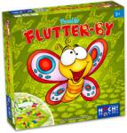 Huch & Friends Flutter-by - joc de societate cu fluturi cu instrucţiuni în lb. maghiară (GEM-HUT34402) Joc de societate