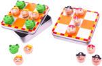Bigjigs Toys Bigjigs Tic Tac Toe (X şi 0) magnetic - diverse (MHOR-BJ244) Joc de societate