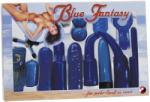 Blue Fantasy - Kék fantázia vibrátoros készlet (12 részes)