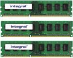 Integral 12GB (3x4GB) DDR3 1333MHz IN3T4GEZBIXK3