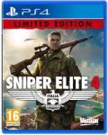 Rebellion Sniper Elite 4 [Limited Edition] (PS4) Software - jocuri