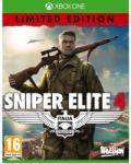 Rebellion Sniper Elite 4 [Limited Edition] (Xbox One) Játékprogram