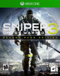 City Interactive Sniper Ghost Warrior 3 [Season Pass Edition] (Xbox One) Játékprogram