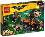LEGO The Batman Movie - Bane mérgező furgonos támadása (70914)