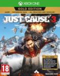 Square Enix Just Cause 3 [Gold Edition] (Xbox One) Játékprogram