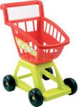 Écoiffier cărucior pentru cumpărături pentru copii 100% Chef 1226 verde-roşu (ECO1226)