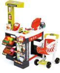 Smoby Supermarket pentru copii Smoby cu cântar şi casă de marcat 350210 (SM350210)