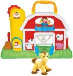Kiddieland fermă pentru copii Activity cu căluţ şi cu turn cu sunet şi cu muzică 39800 colorat (KID39800)