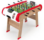 Smoby Masă de fotbal din lemn Powerplay 4in1 Smoby fotbal de masă, hochei şi tenis de masă de la 8 ani (SM640001)