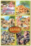 Dohány cuburi cu poveşti mix safari 603-4 (DH603-4) Puzzle