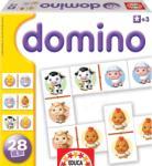 Educa 14777 DOMINO Baby Animale 28 bucăţi (EDU14777) Joc de societate