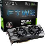 EVGA GeForce GTX 1080 FTW2 GAMING iCX 8GB GDDR5X 256bit PCIe (08G-P4-6686-KR) Videokártya