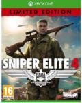 Rebellion Sniper Elite 4 [Limited Edition] (Xbox One) Software - jocuri