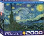 EUROGRAPHICS Van Gogh - Starry Night 2000 db-os (8220-1204)
