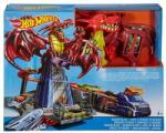 Mattel Hot Wheels - Sárkányzúzó pálya (DWL04)