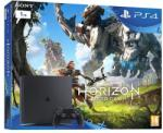 Sony PlayStation 4 Slim Jet Black 1TB (PS4 Slim 1TB) + Horizon Zero Dawn Console