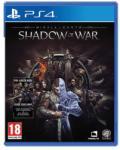 Warner Bros. Interactive Middle-Earth Shadow of War (PS4) Software - jocuri