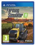 Focus Home Interactive Farming Simulator 18 (PS Vita) Játékprogram