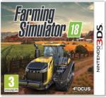 Focus Home Interactive Farming Simulator 18 (3DS) Játékprogram