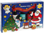 STANGER Set creatie decoratiuni sticla 5 culori/set STANGER Merry Christmas