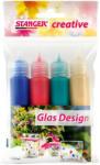 STANGER Culori pentru decoratiuni sticla 4 buc/set STANGER Glass Design