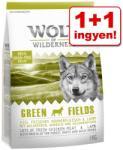 Wolf of Wilderness Junior Wild Hills 2x1kg