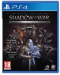 Warner Bros. Interactive Middle-Earth Shadow of War [Silver Edition] (PS4)