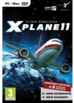 Aerosoft Flight Simulator X-Plane 11 (PC) Játékprogram