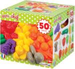 Ecoiffier Ecoiffier fructe și legume 100% Chef 2655 (ECO2655) Bucatarie copii