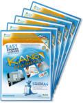 Tarifold Kang Easy Load mágneses zseb fehér teljes hátoldalon mágneses A4 (TF194690) (TF194690)