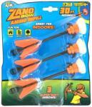 Air Storm Mini íj utántöltő lövedékek narancs Zing Air (ZINGZG512/B)