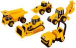 Caterpillar Mini munkagépek 5 db Caterpillar (CAT34601)