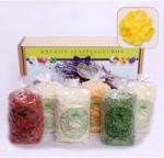Vanita Kreatív Natúr Szappangyurma csomag sárga kiszúróval (VANITA428251)