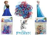 Grafix Frozen gumi karkötőutántöltő 200 db-os (GRAFIX332618)