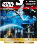 Hasbro Star Wars VII Micro Machines 3-as jármű csomag - Empire Defeat Hasbro (SWB3500/B6944)