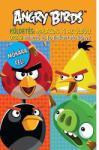 Könyvek Óriás színező és foglalkoztató füzet Angry Birds (ANGRYB962713)