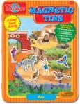 T.S. Shure Mágneses kirakó - állatkert TS Shure (TSSHURE4068)