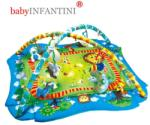 Kinderkraft babyINFANTINI - Salteluta de activitati Funny Time (kinkraft_inf-1318)