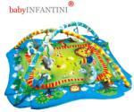 Kinderkraft babyINFANTINI - Salteluta de activitati Funny Time