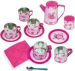Bino Gyermek teáskészlet rózsaszín - 4home