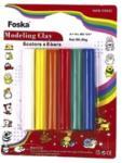 Foska Plastelina 6 Culori, Foska (9600679)